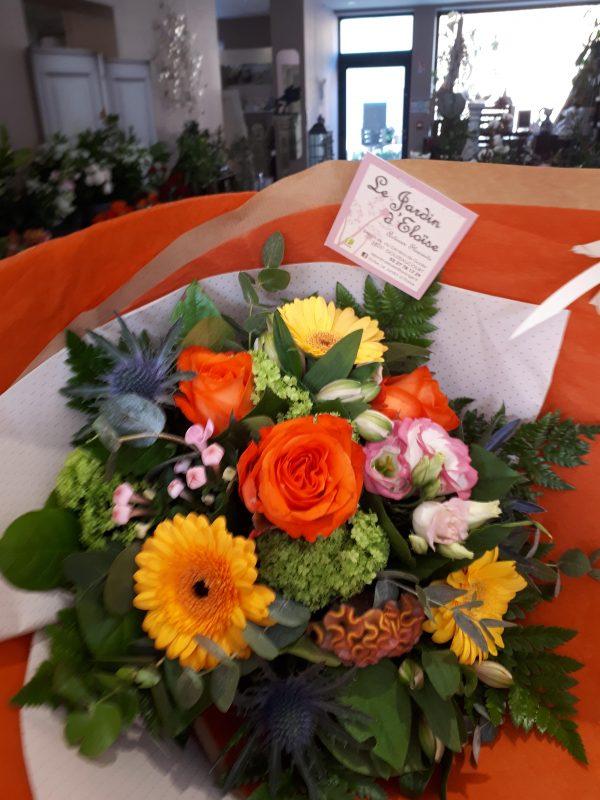 Plaisir - Bouquet coloré