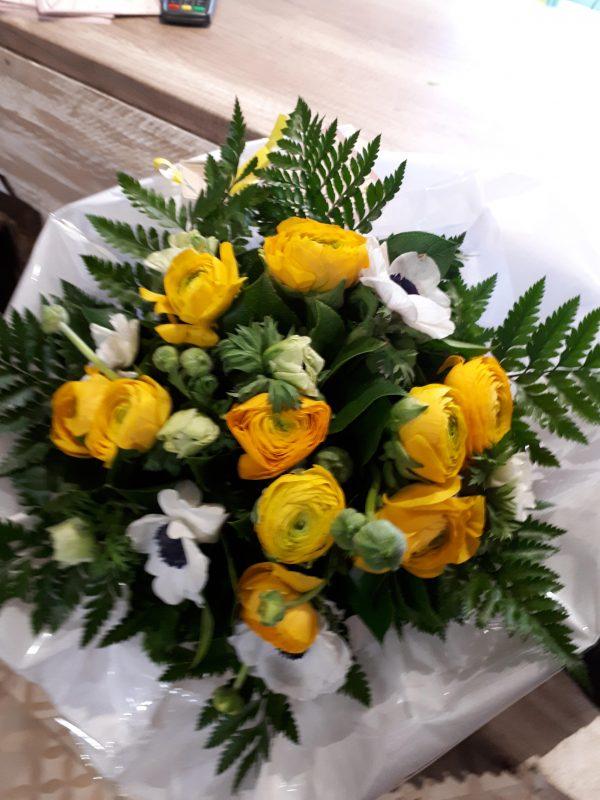 Plaisir - Bouquet de saison Hiver (dispo nov-mars)